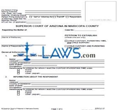colorado form motion to restrict parenting time form drcv11f petition to establish child custody parenting