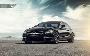 Mercedes, Benz, Cls63, Amg, Vorsteiner, Wallpaper