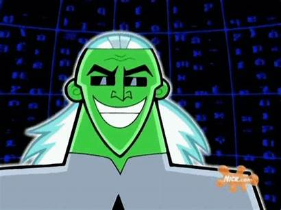 Danny Phantom Vlad Voice Rob Cybernetic Masters