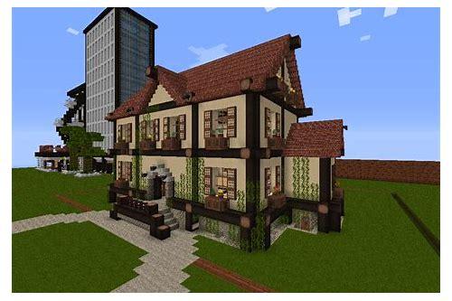 Laden Sie Die Gefälschte Sprachapp Für Handys Herunterfahren - Minecraft coole hauser selber bauen