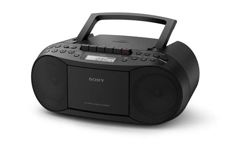 the voice on the radio sony cfd s70 classic cd and boombox with radio
