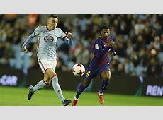 LaLiga Celta vs Barcelona A trophy match MARCA in English