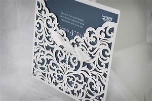 wedding invitations bar mitzvah invitations and baby With laser cut pocket wedding invitations canada
