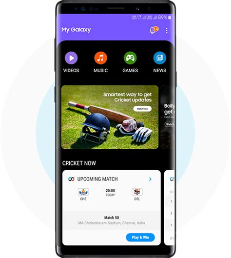 samsung my galaxy app services offers samsung india