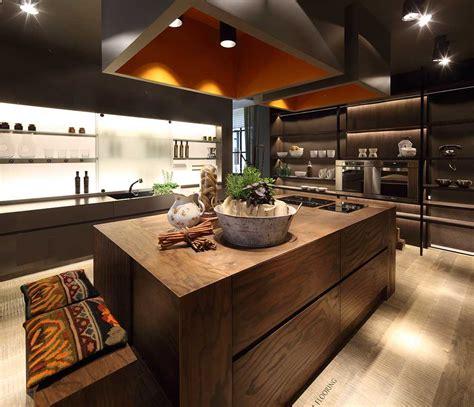 espacio cocinas texturas  aromas  longvie casa