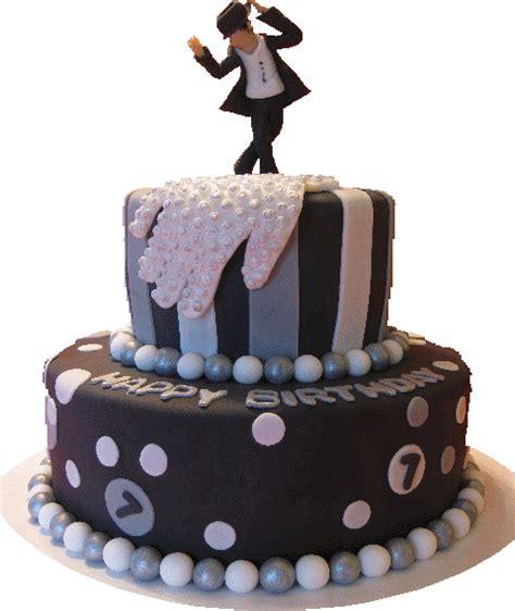 Michael Jackson Cake Happy Birthday
