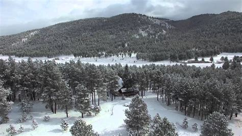angel fire  mexico drone flying   snow youtube