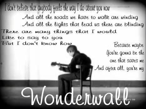 wonderwall graphics and comments