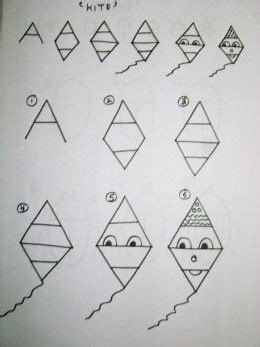teach kids  draw   alphabet alphabet
