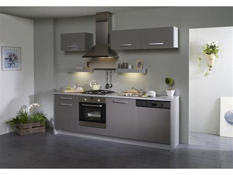 meuble cuisine gris cuisine en gris inspiration dco cuisine fushia gris