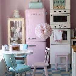 pink retro kitchen collection pastel retro kitchen pictures photos and images for and