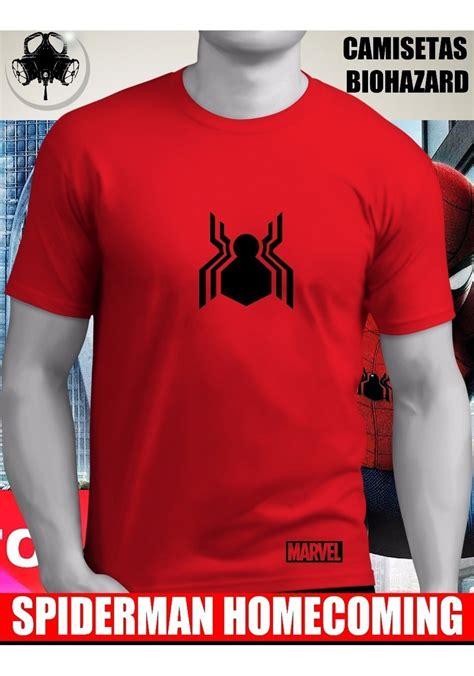 Camisetas Estampadas Superheroes Talla Xxl 32990 En