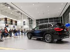 All the changes to the 2018 BMW X3 Policaro BMW