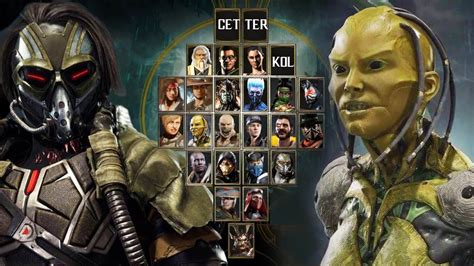 Mortal Kombat 11 Full Confirmed Roster So Far 25