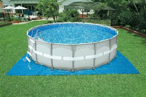 Above Ground Swimming Pools Within Outdoor Universal Metal