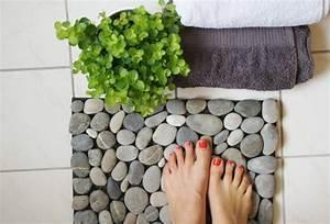 Bilder Mit Steinen Selber Machen : badvorleger selber machen 6 coole ideen f r badematten ~ Eleganceandgraceweddings.com Haus und Dekorationen