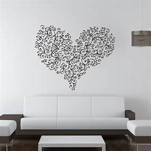 Wall decal art grasscloth wallpaper