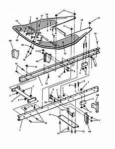 Looking For Snapper Model 381451hbve Rear