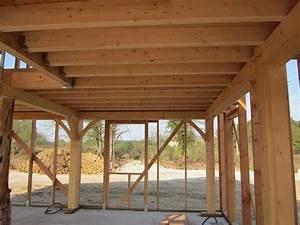 Poutre Bois Brico Depot : charpente poteau poutre hardouin la ne sarl ~ Dailycaller-alerts.com Idées de Décoration