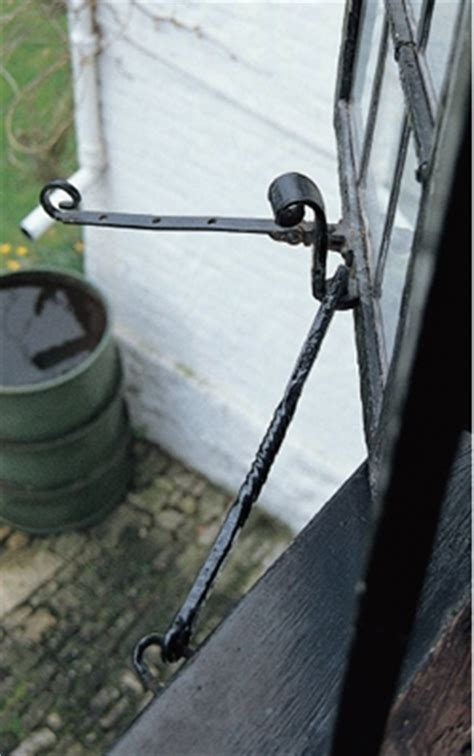early casement window furniture