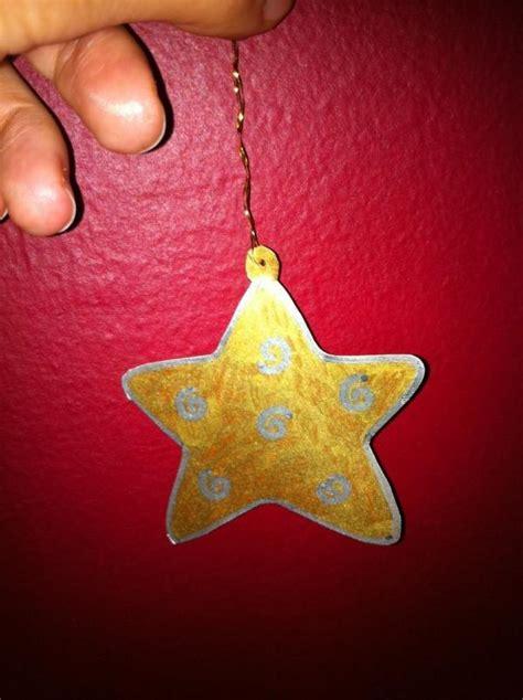 c 243 mo hacer una estrella dorada para el 225 rbol de navidad
