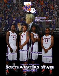 ISSUU - 2013 Northwestern State Men's Basketball Media ...