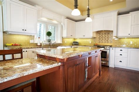 yellow river granite countertop yellow river granite countertops a unique feature in