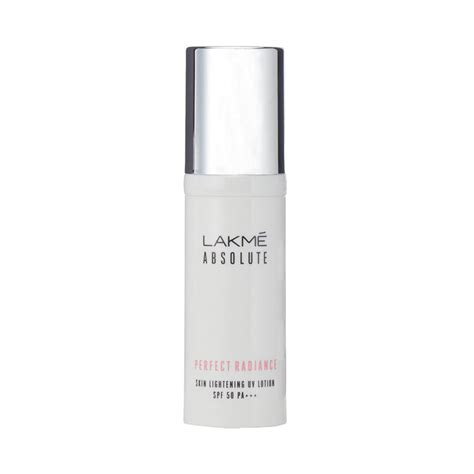 skin light lotion reviews lakme absolute perfect radiance skin lightening uv lotion