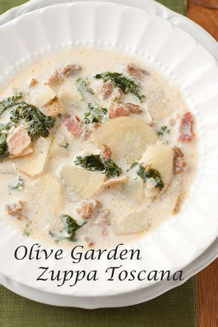 olive garden ingredients zuppa toscana soup olive garden copycat recipe world