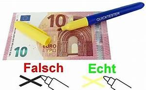 Geld Test Stift : geldscheinpr fer falschgeld schnell und sicher erkennen ~ Kayakingforconservation.com Haus und Dekorationen
