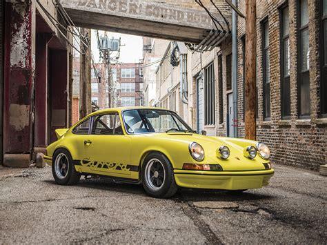 Porsche 911 Carrera Rs 2.7 Lightweight 1973