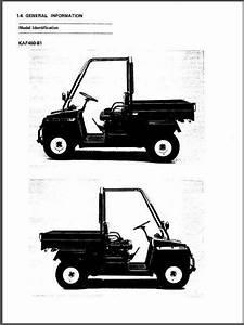 Kawasaki Mule 1000 Service Manual Pdf
