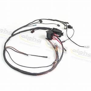 Alpha Racing Chassis Race Wire Harness Bmw S1000rr  2015