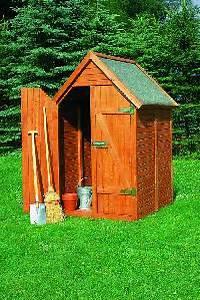 Gerätehaus Holz Klein : garten hochbau dach werkstatt wohnen das original ~ Markanthonyermac.com Haus und Dekorationen