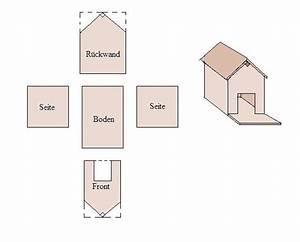 Bauzeichnung Selber Machen : bauanleitung vogelhaus bauplan ~ Orissabook.com Haus und Dekorationen