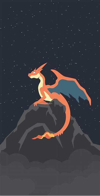 Pokemon Charizard Wallpapers Illustrator Oc Adobe Phone