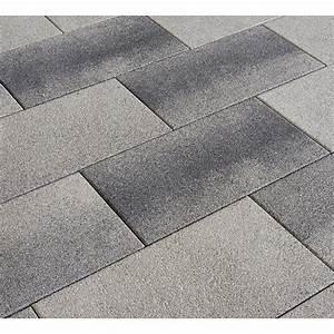 Kann Beton Terrassenplatten : terrassenplatte sestino beton xl grau anthrazit nuanciert ~ Articles-book.com Haus und Dekorationen