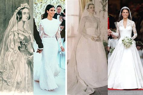 When Did A White Wedding Gown Become A Symbol Of Virginity