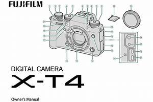 Download Fujifilm X-t4 User Manual Guide