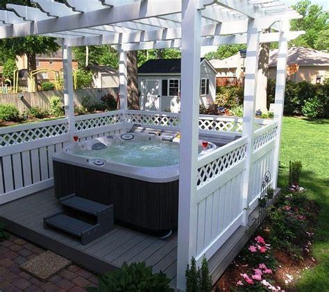 Whirlpools Für Den Außenbereich by Whirlpool Im Garten 100 Fantastische Modelle