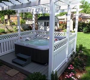 Whirlpool Im Garten : whirlpool im garten 100 fantastische modelle ~ Sanjose-hotels-ca.com Haus und Dekorationen