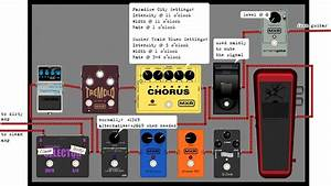 Slash Pedalboard Diagram   With Images