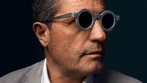 Lunette Soleil Ronde Homme : tendances homme lunettes de soleil ~ Nature-et-papiers.com Idées de Décoration