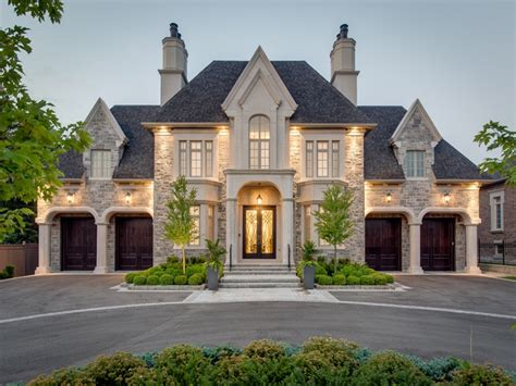 Custom Home Building Ideas, Luxury Home Design Gallery