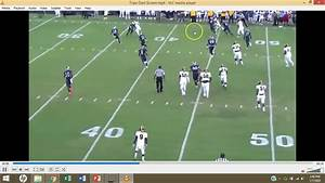 Video Analysis Of The Bubble Screen In The Perfect Play