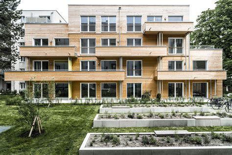 Haus Kaufen Genossenschaft Wien by Hof G 228 Rten 169 Benjamin Monn Zillerplus Holzbau