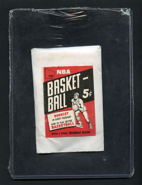 lot detail extremely scarce  topps test basketball
