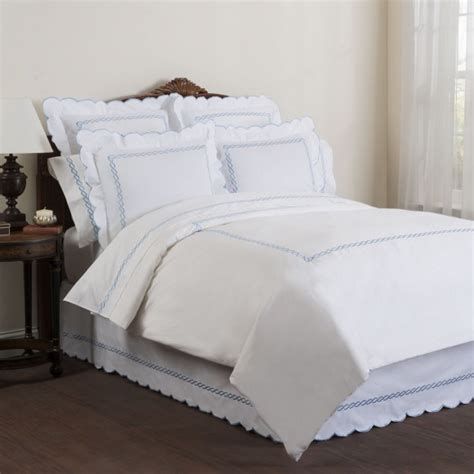 Wickham Rope Embroidered Bedding Collection   ShopBedding.com