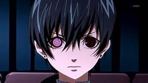 Karakter-karakter Anime Bermata Odd-eyed