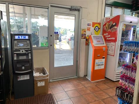 Bitcoin atm (abbreviated as batm) is a kiosk that allows a person to buy bitcoin using an automatic teller machine. Bitcoin ATM in Chicago - Falcon Fuel gas station